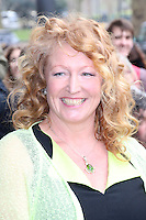 Charlie Dimmock, The Television and Radio Industries Club (TRIC) Awards, Grosvenor House Hotel, London UK, 11 March 2014, Photo by Richard Goldschmidt