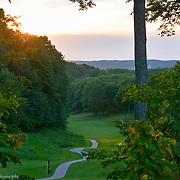 Shanty Creek Resort Sunset