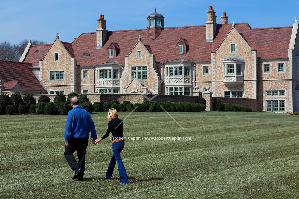 Steven Schonfeld at his home.
