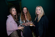 CHARLOTTE CASIRAGHI; ALEXIA NIEDZIELSKI; LUCINDA COOK.  The Ormeley dinner in aid of the Ecology Trust and the Aspinall Foundation. Ormeley Lodge. Richmond. London. 29 April 2009