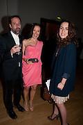 DAVID DORRELL; GEMMA BLACKBURN; LUCY FRANKS, Swarovski Whitechapel Gallery Art Plus Opera,  An evening of art and opera raising funds for the Whitechapel Education programme. Whitechapel Gallery. 77-82 Whitechapel High St. London E1 3BQ. 15 March 2012