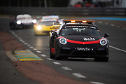 June 10-16, 2019: 24 hours of Le Mans. Safety car