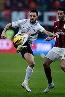 Pinilla Atalanta, Adil Rami Milan<br /> Milano 18-01-2015 Stadio Giuseppe Meazza - Football Calcio Serie A Milan - Atalanta. Foto Giuseppe Celeste / Insidefoto
