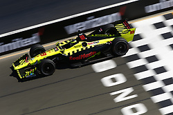 September 15, 2018 - Sonoma, California, United Stated - SEBASTIEN BOURDAIS (18) of France takes to the track to practice for the Indycar Grand Prix of Sonoma at Sonoma Raceway in Sonoma, California. (Credit Image: © Justin R. Noe Asp Inc/ASP via ZUMA Wire)