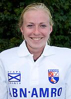 BLOEMENDAAL DAMES I seizoen 2008-2009. Adinda Boeren