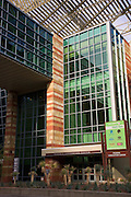 The west wing is the latest addition to the Phoenix Convention Center Downtown Phoenix, Arizona.