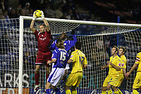 Photo: Pete Lorence.<br />Leicester City v Preston North End. Coca Cola Championship. 18/11/2006.<br />Carlo Nash's goalkeeping proved unbeatable.