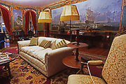 Gifford Pinchot home interior, Grey Towers, Milford, Northeast PA,
