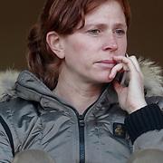 NLD/Katwijk/20110321 - Training Nederlandse Elftal Hongarije - NLD, Barbara Barend