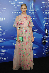 June 14, 2017 - New York, NY, USA - June 14, 2017  New York City..Karlie Kloss attending the 2017 Fragrance Foundation Awards at Alice Tully Hall on June 14, 2017 in New York City. (Credit Image: © Kristin Callahan/Ace Pictures via ZUMA Press)
