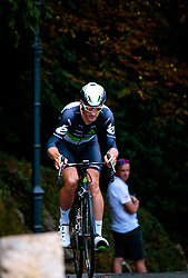 02.07.2017, Graz, AUT, Ö-Tour, Österreich Radrundfahrt 2017, 1. Etappe, Prolog, im Bild Jay Robert Thomson (RSA, Team Dimension Data) // during Stage 1, Prolog of 2017 Tour of Austria. Graz, Austria on 2017/07/02. EXPA Pictures © 2017, PhotoCredit: EXPA/ JFK