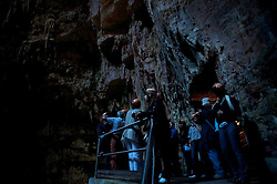 Castellana Grotte,  4 Ottobre 2011 <br /> Visita ed escursione alle Grotte di Castellana.<br /> <br /> Apulia Audiovisual Workshop Puglia Experience<br /> Apulia Film Commission