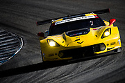 September 21-24, 2017: IMSA Weathertech at Laguna Seca. 3 Corvette Racing, Corvette C7.R, Antonio Garcia, Jan Magnussen