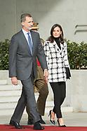 111119 Spanish Royals Depart to Cuba