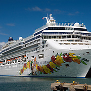 Pride of Hawaii Cruise Ship in Maui