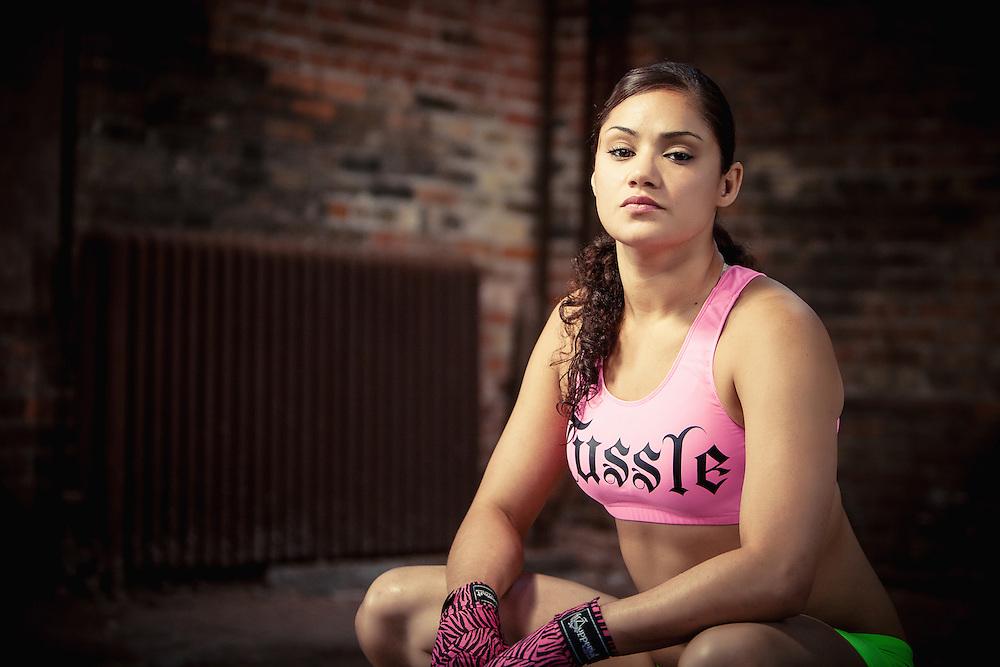 MMA Professional Fighter Pearl Gonzalez