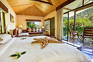 The El Silencio Lodge and Spa in Costa Rica.