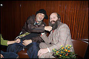 RON ARAD; GAVIN TURK, Liberatum Cultural Honour for Francis Ford Coppola<br /> with Bulgari Hotel & Residences, London. 17 November 2014
