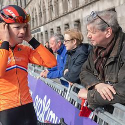 31-03-2019: Wielrennen: Kattekoers: Ieper<br /> David Dekker