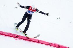 01.01.2014, Olympiaschanze, Garmisch Partenkirchen, GER, FIS Ski Sprung Weltcup, 62. Vierschanzentournee, Bewerb, im Bild Yuta Watase (JPN) // Yuta Watase (JPN) during Competition of 62nd Four Hills Tournament of FIS Ski Jumping World Cup at the Olympiaschanze, Garmisch Partenkirchen, Germany on 2014/01/01. EXPA Pictures © 2014, PhotoCredit: EXPA/ JFK