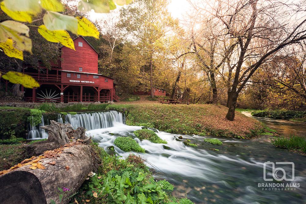 Hodgson Mill located in the Ozarks in Missouri