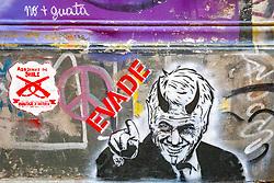 Political Mural, Valparaiso