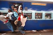 India: Delhi Train Station