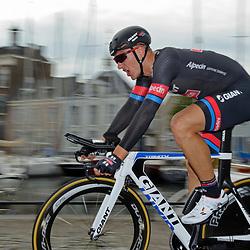 GOES (NED) wielrennen<br /> Het Duitse sprintfenomeen Marcel Kittel wil de puntjes op de i zetten, in de Ster ZLM Tour qua form richting de Tour de France. De wedstrijd voor profs duurt tot zondag en kent een zwaartepunt in de Limburgse heuvels en de Ardennen.