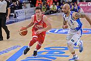 DESCRIZIONE : Beko Legabasket Serie A 2015- 2016 Playoff Quarti di Finale Gara3 Dinamo Banco di Sardegna Sassari - Grissin Bon Reggio Emilia<br /> GIOCATORE : Andrea De Nicolao<br /> CATEGORIA : Palleggio Penetrazione<br /> SQUADRA : Grissin Bon Reggio Emilia<br /> EVENTO : Beko Legabasket Serie A 2015-2016 Playoff<br /> GARA : Quarti di Finale Gara3 Dinamo Banco di Sardegna Sassari - Grissin Bon Reggio Emilia<br /> DATA : 11/05/2016<br /> SPORT : Pallacanestro <br /> AUTORE : Agenzia Ciamillo-Castoria/L.Canu