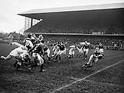 International Rugby - Ireland vs. England .14/02/1959 ..
