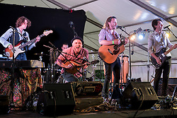 Sinderins performing at Party At The Palace Music Festival in Linlithgow Palace grounds on Sat 13th August 2016.<br /> <br /> Alan Rennie/ EEm