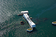 USS Arizona Memorial, Pearl Harbor, Oahu, Hawaii
