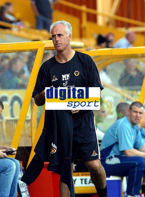 Photo: Dave Linney.<br />Wolverhampton Wanderers v Stoke City. Coca Cola Championship. 23/09/2006.Wolves Mgr Mick McCarthy