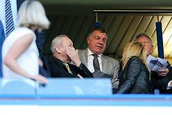 England Manager Sam Alladyce looks on - Rogan Thomson/JMP - 15/08/2016 - FOOTBALL - Stamford Bridge Stadium - London, England - Chelsea v West Ham United - Premier League Opening Weekend.