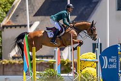 Guerdat Steve, SUI, Albfuehren's Maddox<br /> Grand Prix Longines De La Ville De La Baule<br /> CSIO La Baule 2021<br /> © Hippo Foto - Dirk Caremans<br />  13/06/2021