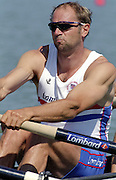 St Catherines, CANADA,  GBR M4-  Steve REDGRAVE, ,  competing at the 1999 World Rowing Championships - Martindale Pond, Ontario. 08.1999..[Mandatory Credit; Peter Spurrier/Intersport-images]   ...St Catherines, CANADA,  GBR W2-, Bow Dot BLACKIE and Cath BISHOP,  competing at the 1999 World Rowing Championships - Martindale Pond, Ontario. 08.1999..[Mandatory Credit; Peter Spurrier/Intersport-images]   ... 1999 FISA. World Rowing Championships, St Catherines, CANADA