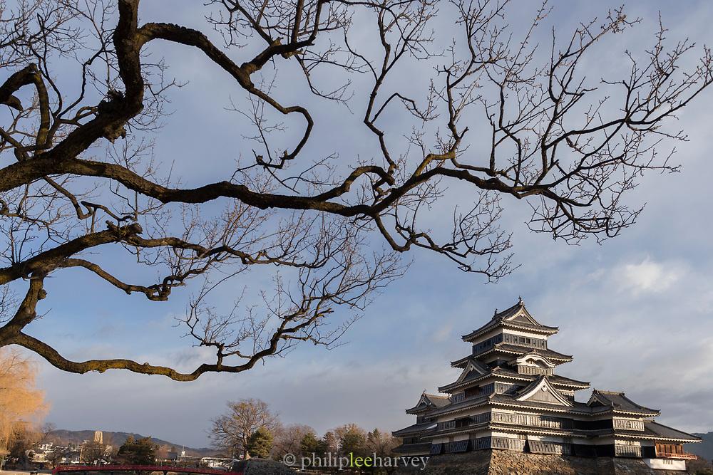 Matsumoto Castle in Japan