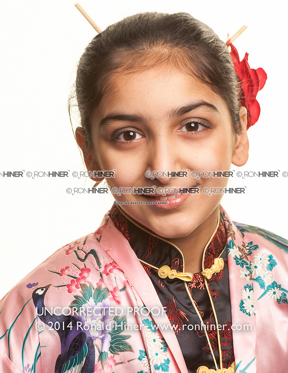 Kashvi Kumar<br /> Kings Highway School Chorus 2014 Production Headshot