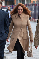 © Under license to London News Pictures. 26/09/2012.London, UK .Rebekah Brooks arriving  at the Old Bailey on September 26, 2012 where she faces charges relating to phone hacking while at News International. Photo Credit: ALEX CHRISTOFIDES/LNP.