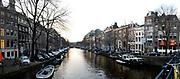 De Herengracht gezien vanaf de Amstel<br /> <br /> Herengracht seen from Amstel