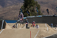 #2 (REYNOLDS Lauren) AUS at the 2013 UCI BMX Supercross World Cup in Chula Vista
