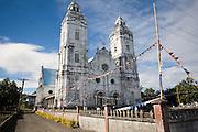 Catholic Church at Safotu, Savaii, Western Samoa