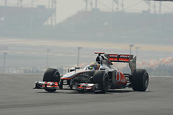 29.10.2011, Jaypee-Circuit, Noida, IND, F1, Grosser Preis von Indien, Noida, im BildLewis Hamilton (GBR), McLaren F1 Team // during the Formula One Championships 2011 Large price of India held at the Jaypee-Circui 2011-10-29  EXPA Pictures © 2011, PhotoCredit: EXPA/ nph/  Dieter Mathis       ****** out of GER / CRO  / BEL ******