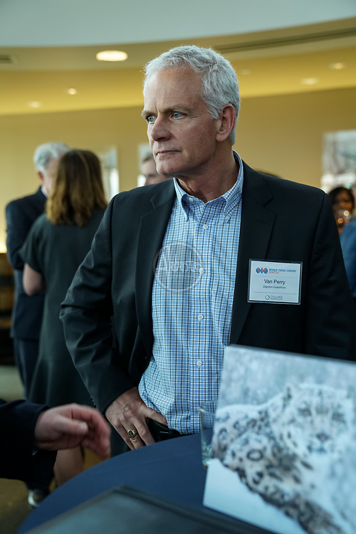 """World Trade Center Seattle Spring Member Reception with Van Perry, Zegrahm Expeditions """"Beyond the Destination"""". Photo by Alabastro Photography."""