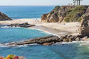Treasure Island Beach Coastline Facing North Below Montage Resort