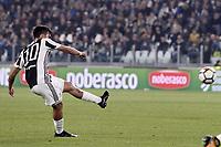 gol Paulo Dybala<br /> Torino 25-10-2017 Allianz Stadium Calcio Serie A 2017/2018 Juventus - Spal Foto Image Sport / Insidefoto