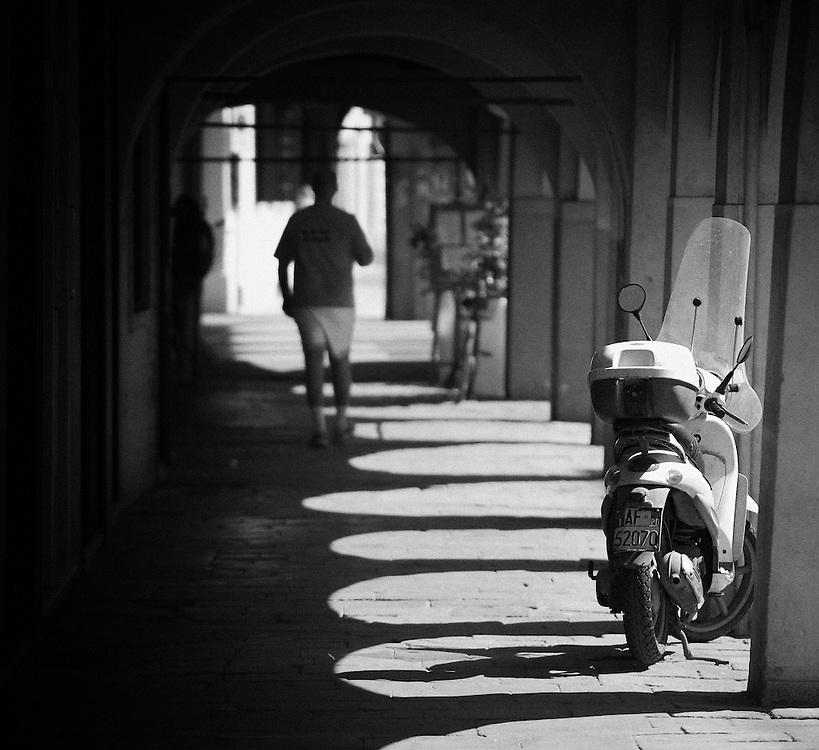 Italy - Padova - Archway