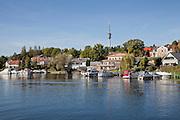 Germany, Berlin, Lake Wannsee