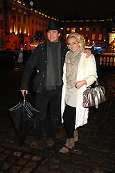 RORY MACKAY and NATASHA CORRETT at a Winter Party to celebrate the opening of the Ice Rink at Somerset House, London in association with jewellers Tiffany on 20th November 2007.<br /><br />NON EXCLUSIVE - WORLD RIGHTS