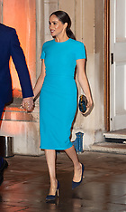 Prince Harry and Meghan at Endeavour Fund Awards 2020 - 5 March 2020